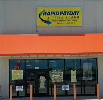 Rapid Payday & Title Loans Payday Loans Picture