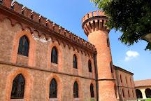 Castello Reale di Pollenzo, Pollenzo, Italy