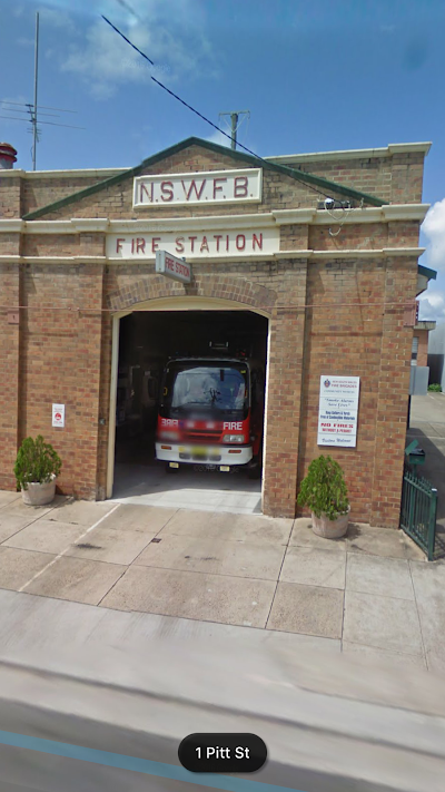 Fire and Rescue NSW Singleton Fire Station