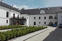 Chateau Appony Library, Oponice, Slovakia