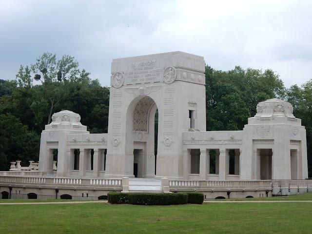 Mémorial de l'Escadrille Lafayett