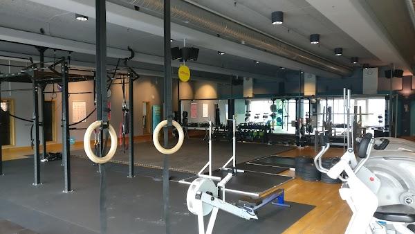 actic gym hammarby sjöstad