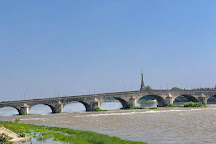 Pont Jacques-Gabriel, Blois, France