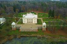 Uzutrakis Manor Estate (The Tyszkiewicz Palace), Trakai, Lithuania
