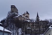 Orava Castle, Oravsky Podzamok, Slovakia