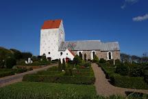Vennebjerg Church, Hjorring, Denmark