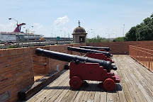 The Fort of Colonial Mobile, Mobile, United States