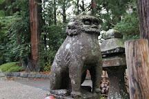 Osaki Hachiman Shrine, Sendai, Japan