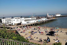 Clacton-on-Sea Beach, Clacton-on-Sea, United Kingdom