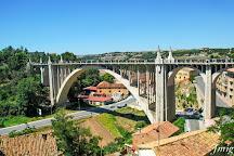 Viaducto Viejo de Teruel, Teruel, Spain
