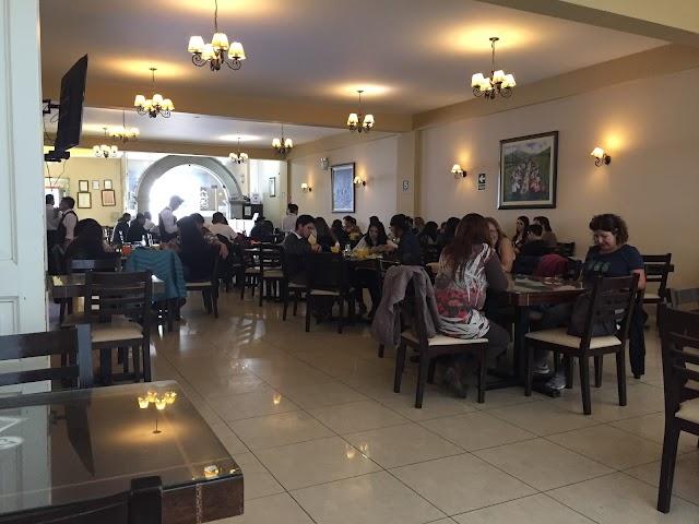 Restaurant Salas Tradición