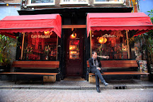 Cafe Belgique, Amsterdam, The Netherlands