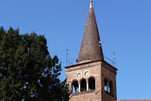 Abbazia di Viboldone, San Giuliano Milanese, Italy