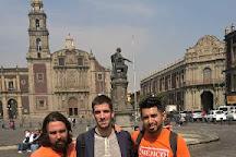 Walking Tours Mexico Aztlan, Mexico City, Mexico