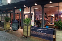 The Coast Bar Dining Room Cowes United Kingdom