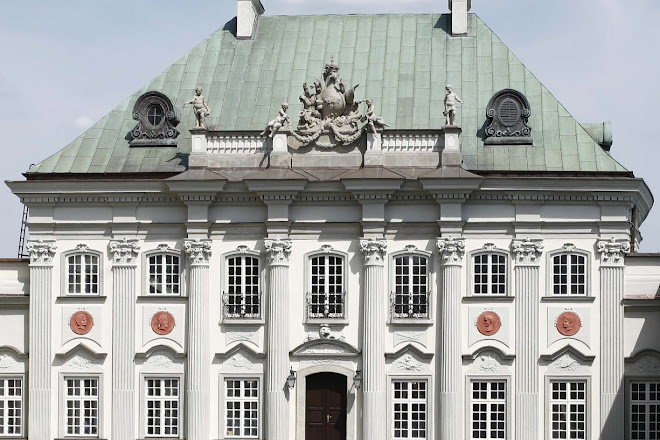 Visit Copper-Roof Palace on your trip to Warsaw or Poland