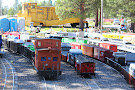 Train Mountain Railroad Museum