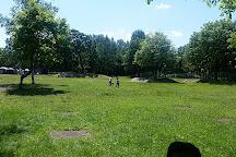 Shunkodai Park, Asahikawa, Japan