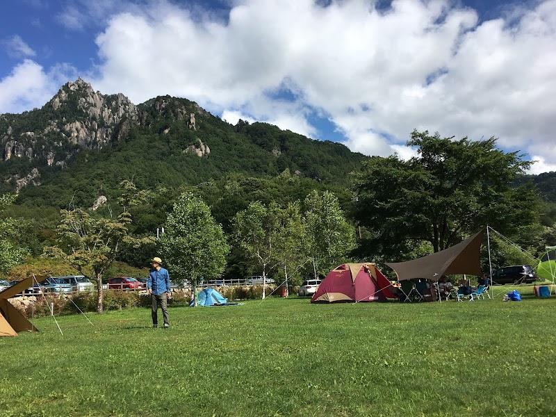 みず がき 山 自然 公園 キャンプ 場