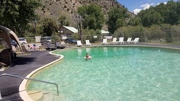 Hot Sulphur Springs Colorado Map.Hot Sulphur Springs Resort Spa Map Colorado Mapcarta