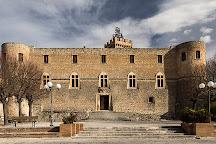 Castello Piccolomini, Capestrano, Italy