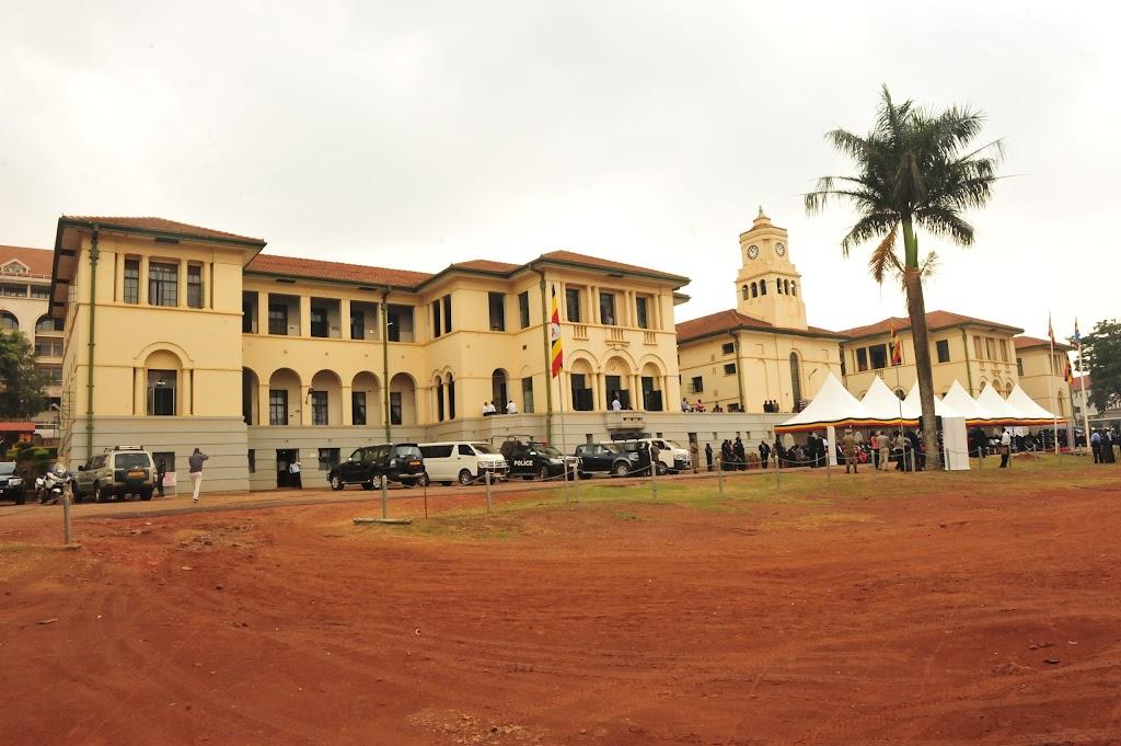 Фото Кампала: Хай Корт