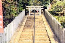 Santo Shrine, Osakasayama, Japan