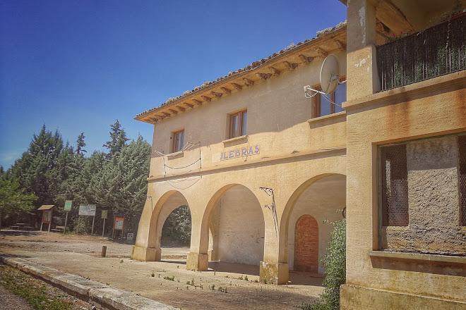 Via Verde Del Tarazonica, Tudela Veguin, Spain