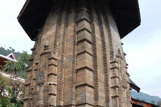 Champavati Temple, Chamba, India