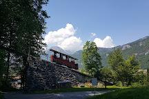 Reichenbach Falls, Meiringen, Switzerland