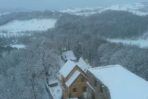 Grodno Castle, Zagorze Slaskie, Poland