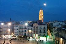 Plaza del Mercadal, Reus, Spain
