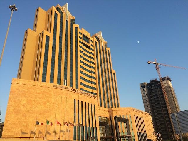 MILLENNIUM HOTEL CONVENTION CENTRE KUWAIT