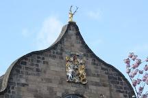 Canongate Kirk, Edinburgh, United Kingdom
