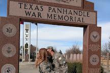 Texas Panhandle War Memorial, Amarillo, United States