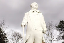 Sam Houston Statue, Huntsville, United States
