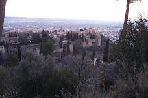 La Silla Del Moro, Granada, Spain