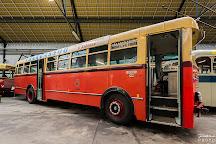 Wallonia Public Transport Museum, Liege, Belgium