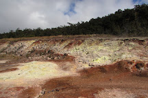 Sulphur Banks, Hawaii Volcanoes National Park, United States