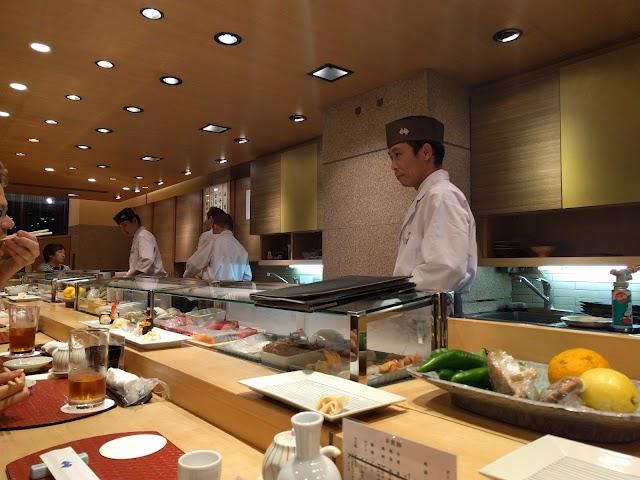Tsukiji Sushisay
