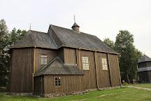Paluse St. Joseph's Church, Paluse, Lithuania