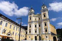 Museum Mondseeland Und Osterreichisches Pfahlbaumuseum, Mondsee, Austria