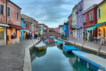 Murano, Burano & Torcello Half-Day Sightseeing Tour, Venice, Italy