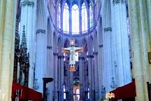 Eglise Notre-Dame de la Couture, Le Mans, France