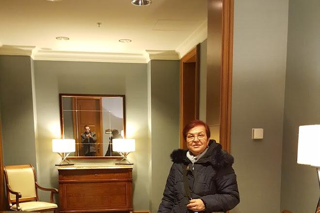 AVA Spa at Four Seasons Hotel Prague, Prague, Czech Republic