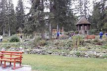 Cascade Gardens, Banff, Canada