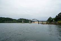 Siuslaw River Bridge, Florence, United States