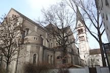 Herz Jesu Kirche, Linz, Austria