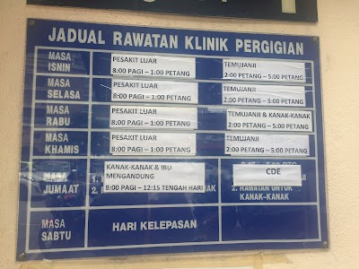 Klinik Pergigian Kelana Jaya, Selangor, Malaysia | Phone: +60 3-7804 6913