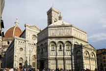 The Baptistery of St. John, Florence, Italy